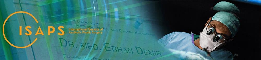 Dr. Demir - ISAPS Member - Plastische Chirurgie in Köln